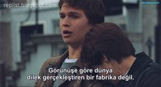 lines under the same star - Yıldız Fırsat L Quotes, Movie Quotes, Film Facts, Personality Quotes, Tfios, Fake Photo, Movie Lines, The Fault In Our Stars, Series Movies
