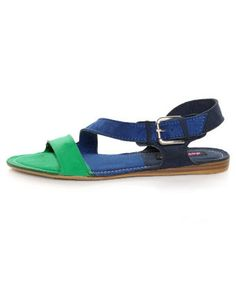 Colorblock shoes $23  Also available in pink/orange