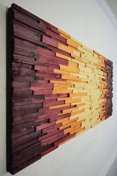 reclaimed wood wall art rustic wood art natural wood decor wood