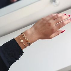 Geometric bracelets #SummerAddicts #eshop
