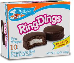 Drake's Ring Dings