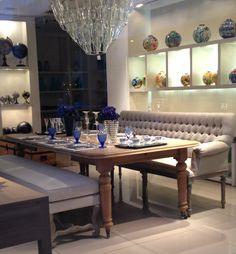 mesa de jantar com sofa - Pesquisa Google
