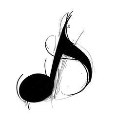 music synbol. #music #musicnotes #musicsymbols http://www.pinterest.com/TheHitman14/music-symbols-%2B/