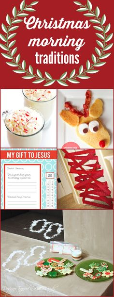 Looking for fun and easy Christmas morning traditions to adopt in your house? Come check out these fabulous ideas shared by Designer Trapped in a Lawyer's Body!