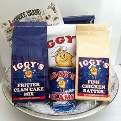 Iggy's Doughboys Rhode island | Rhode Island cookbook Made in Rhode Island #MadeinRI