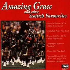 Various Artists-Amazing Grace and Other Scottish Favorites CD #CeremonialFanfareMarchingPipeDrum