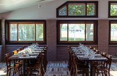 A historic Civil War era house, The Black Pig is a Cleveland restaurant that's great for rehearsal dinners, cocktail parties and weddings. | Photo: The Black Pig