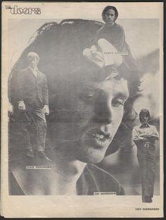 Lot Detail - Jim Morrison Signed & Inscribed Original 1967 Concert Program