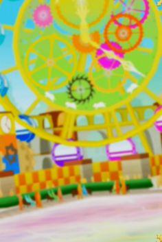プリパラ☆ドリシア背景【プリティーリズム】 |mizのプリリズ→プリパラ日記