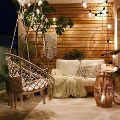 Backyard Patio Designs, Pergola Patio, Modern Pergola, Backyard Ideas, Terrace Ideas, Patio Chairs, Landscaping Ideas, Backyard Shade, Patio Privacy