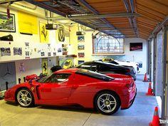 Supercar Bestiality - Lamborghini and Ferrari Dream Garage