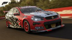 Race Down Under with V8 Supercars Australia in the Forza Motorsport 6 Garage - Xbox Wire