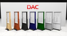 DAC's design team set out to develop a new window display that would be more economical for our customers, without sacrificing quality or functionality. Everything was questioned from the techniques and methods used in manufacturing, to how the display is packed to make it less expensive to ship. Identifying unnecessary expenses while maintaining a rich design, DAC is now offering the most cost-effective display ever.