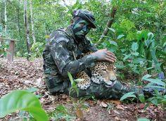 A vanguarda militar na Amazônia - Gente de Opinião