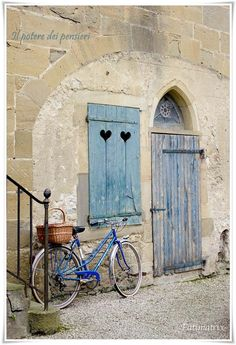 Not in Provence, but still a very beautiful little town: Mirepoix, Midi-Pyrenees, France Old Doors, Windows And Doors, Front Doors, Belle France, Provence France, Pyrenees, Door Knockers, Doorway, Belle Photo