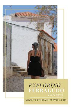 Exploring Ferragudo, Portugal | Toothbrush Travels