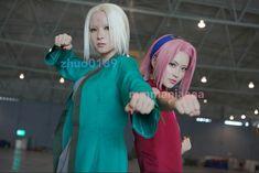 Sakura Haruno Cosplay, Sasuke Cosplay, Anime Cosplay, Diabolik Lovers, Naruto Shippuden, Boruto, Anime Naruto, Geek, Costumes