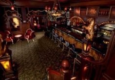 Magic Castle; 7001 Franklin Avenue; Los Angeles, CA (LOS ANGELES COUNTY - CENTRAL L.A. - HOLLYWOOD HILLS)  purchasable membership or invitation by member required for dining