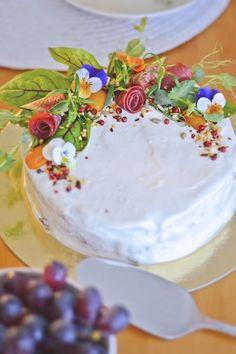Kakku Juhannukseksi x 2 Macarons, Panna Cotta, Ethnic Recipes, Food, Dulce De Leche, Essen, Macaroons, Meals, Yemek
