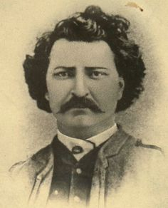 Louis Riel, Metis leader of the Red River Rebellion and Northwest Rebellion in Manitoba and Saskatchewan in the late 1800s. He was exiled from Canada and still managed to help found the province of Manitoba. Convicted of treason and executed in 1885 for standing against the Eastern-run government to support the rights of indiginous peoples in the West.