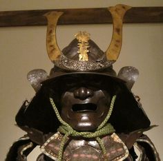 Helmet (kabuto), Edo period, mid-18th century, repoussé iron. Photo Credit