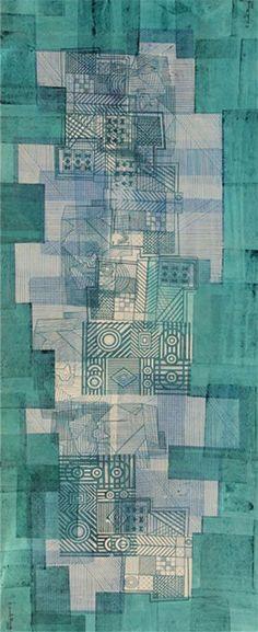 Roberto Burle Marx - Tablecloth                                                                                                                                                                                 Mais