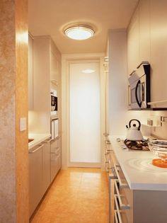 Galley Kitchen Design tips