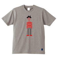 しましま先生Tシャツ - 時事Tシャツを毎週発売!「スモールデザイン」 東京から全国へ通販
