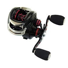 KastKing Royale Legend High Speed Low Profile Baitcasting Fishing Reel Super Smooth Dual Break System Best Baitcaster Reel with Oversized Handle Good Match For Any Baitcasting Rod - OMJ Outdoors