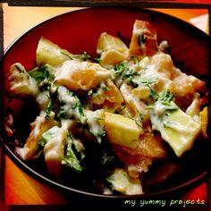 Avocado-Lachs-Salat, Avocado salmon salad, myyummyprojects foodblog