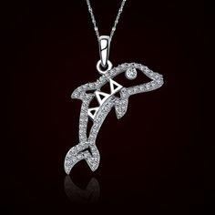 Jewelry |Delta Delta Delta | Sterling Silver Pendant | Letters inside your mascot, adorable!