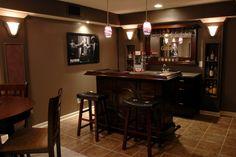 Love basement bars