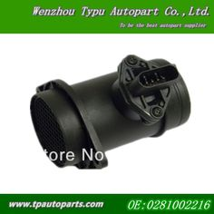 Aliexpress.com : Buy A4 A6 VW Passat Seat 1.9TDI 0281002216 Mass Air Flow Meter Sensor MAF 0281002216,0986284001 from Reliable AIR FLOW MASS METER suppliers on Wenzhou Typu Autopart Store $29.99