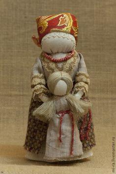 """Народные куклы ручной работы. Ярмарка Мастеров - ручная работа """"Ведучка"""" Оберег матери и ребенка.. Handmade."""