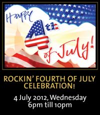 4th of july rock songs