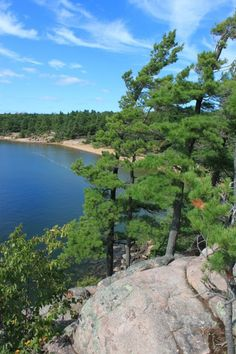 Killbear Provincial Park, Ontario Canada Photo credit: Michelle Simone Visit Canada, O Canada, Canada Travel, Ontario Parks, Coach Tours, Beautiful Places, Beautiful Pictures, Train Tour, What A Wonderful World
