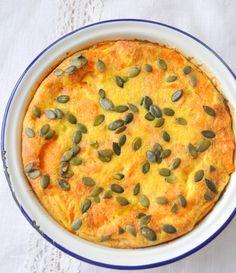 Gratin de carottes aux épices, parmesan et graines de courge