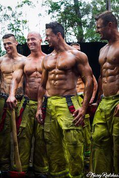 Men In Uniform, Firefighters, Firemen, My Friend, Erotic, Gay, Muscle, Sports, Country Guys