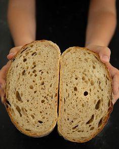 Kurz kváskovania - Chuť od Naty Naučte sa všetko o kváskovaní Pavlova, Food And Drink, Cooking Recipes, Bread, Baking, Basket, Chef Recipes, Brot, Bakken