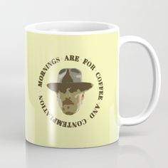 Chief Hopper Said It Mug