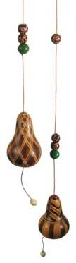 One World Projects - Peruvian Gourd Carvings from Cochas Chico, Peru - fair trade