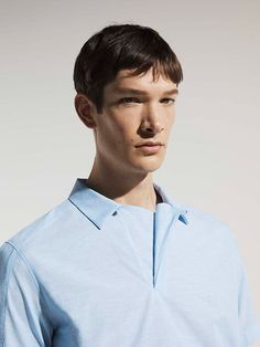 COS is a contemporary fashion brand offering reinvented classics and wardrobe essentials made to last beyond the season, inspired by art and design. Fashion Brand, Mens Fashion, Fashion Outfits, Fashion Design, Cos Stores, Male Nurse, Latest Clothes For Men, Collar And Cuff, Contemporary Fashion