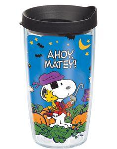 Brilliant Peanuts Snoopy Melamine Tumbler Set Animation Characters