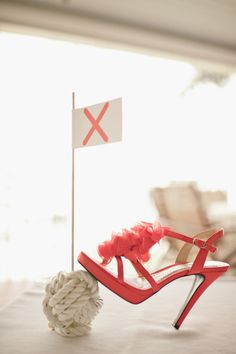Going to dye my wedding shoes from ivory to the coral.