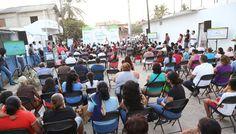 Inaugura Seapal Aguamático número 30 en Colonia Villa las Flores