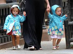 FULL BLOOM photo | Sarah Jessica Parker's twins Tabitha & Loretta