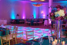 The Safest, Thinnest and Most Popular LED Dance Floors in America!