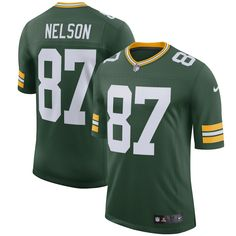 7ce3225b4 Jordy Nelson Green Bay Packers Nike Youth Classic Limited Player Jersey -  Green