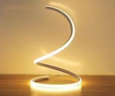 LAMPADA MODEEN Light Art, Table, Led Table Lamp, Lamp, Bedside Lighting, Led Lights, Inside Home, Modern, Study Desk
