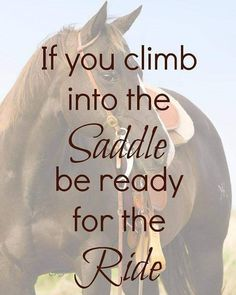 Be Ready For The Ride Rodeo Quotes, Cowboy Quotes, Cowgirl Quote, Equestrian Quotes, Horse Sayings, Equine Quotes, Western Quotes, Farm Quotes, Equestrian Problems